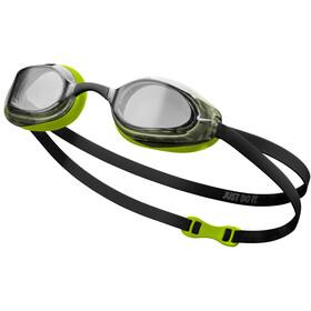 Nike Swim Vapor Lunettes de protection, neutral grey